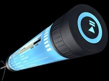 Innovatives Design beim  MP3 Player von Musipen