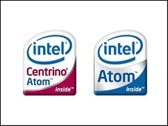 Intel Atom - Bis zu 1,8 GHz mit maximal 2,5 Watt
