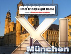 Intel Friday Night Game #9 in München