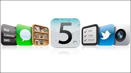 iOS 5  - Beta 5 erschienen - Finale Version mit Spracherkennung?