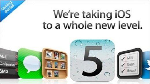 iPhone 4s und 5 - Sprint USA bestätigt: iPhone 4s, iPhone 5 und iOS5 ab Mitte Oktober