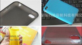 iPhone 5 Designs - Schutzhülle verrät Design des kommenden iPhone