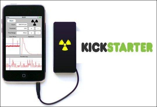 iPhone als Strahlungsmesser  - Japan: Aktuelles Crowdfunding-Projekt sucht finanzielle Hilfe