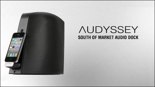 iPhone Audio Dock - Unboxing- und Hands-On-Video zum Audyssey Audio Dock