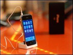 iPhone-Knappheit dies- und jenseits des großen Teichs