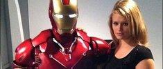Iron Man XXX - Hosen auf für die Porno-Parodie!