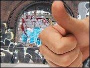 Irre: Bürgermeister fordert, Graffiti-Sprayern den Daumen abzuhacken