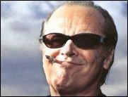 Jack Nicholson hat schwarzes Gummi in der Hose!