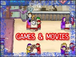 Jamm Jamm! Leckere Games´n´Movies!