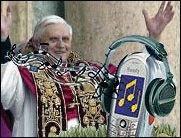 Jesus! Papst als Ringtone-Star!