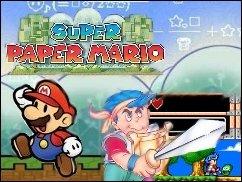 Jippieh! Wir zocken Super Paper Mario!