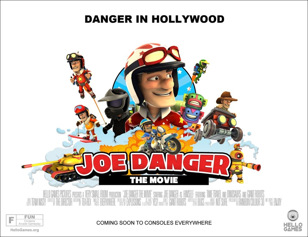 Joe Danger - Hello Games stellt Sequel vor