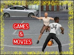 Jump up! Play Games´n´Movies!