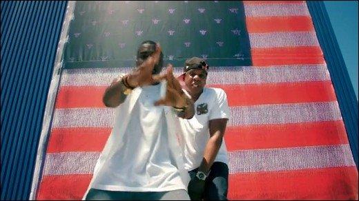 Kanye West, Jay-Z: Otis Lyrics - Bling-Bling-Videoclip von Spike Jonze