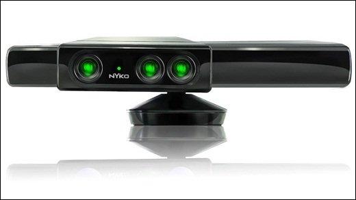 Kinect - Addon macht kleine Räume kinectfähig