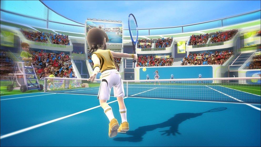 Kinect Sports - Erzielte bisher über 3 Millionen Verkäufe