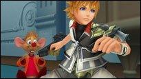 Kingdom Hearts: Birth by Sleep - Kommt nur auf UMD