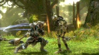 Kingdoms of Amalur: Reckoning - Gameplay-Trailer zeigt Angriffsmöglichkeiten