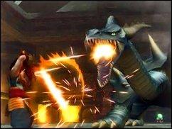 Klingenmetzger: Dragon Blade - Wrath of Fire (Wii)