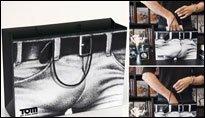 Kreative Tüten - So macht Werbung Spaß