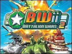 Krieg in bunt: Battalion Wars 2 für Wii