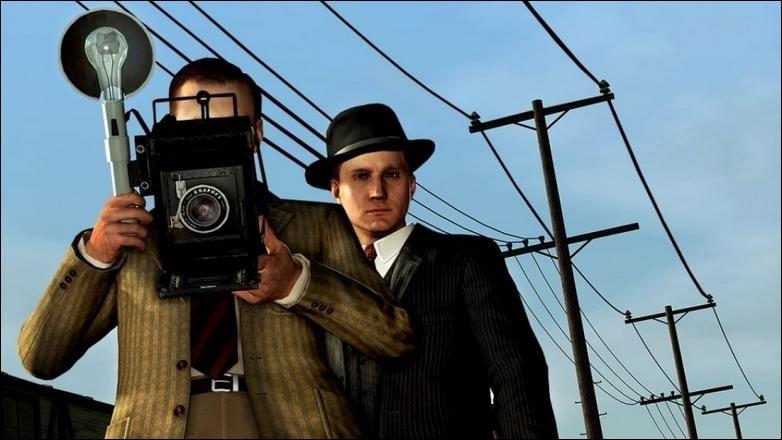 L.A. Noire - Großbritanniens schnellst verkaufte neue IP