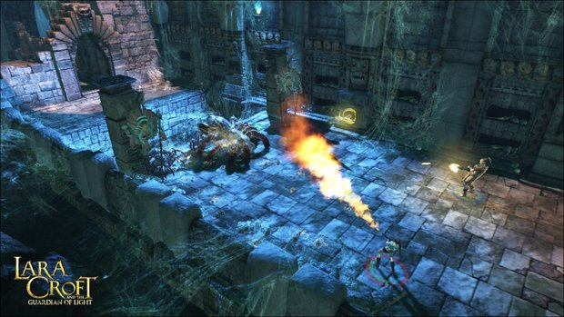 Lara Croft and the Guardian of Light - Kommt im November auf das Xperia Play