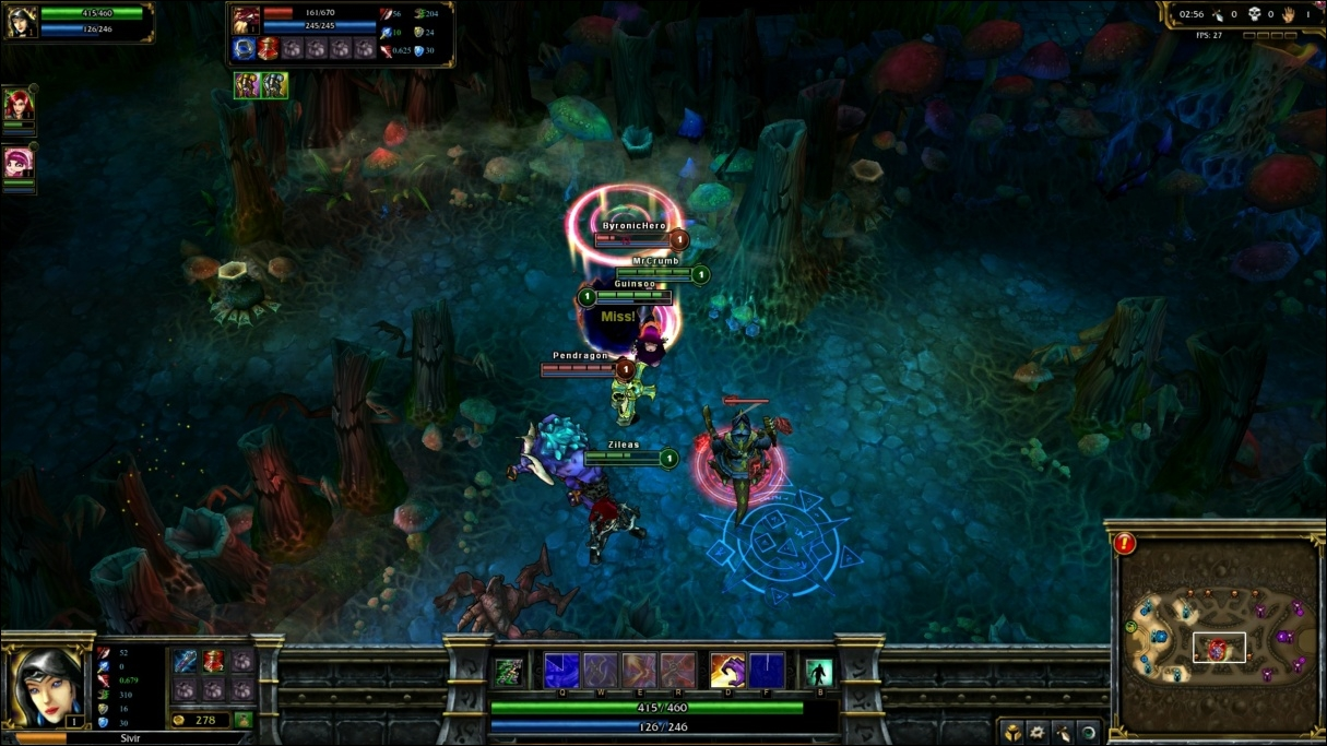 League of legends grundlagen