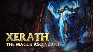 League of Legends - Xerath im Champion-Spotlight und Patchpreview