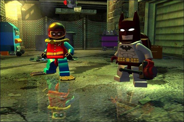 LEGO Batman 2: DC Super Heroes - Es geht zurück nach Gotham City