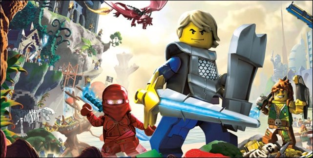 LEGO Universe - Free2Play-Modell in Sicht