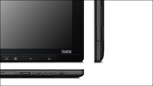 Lenovo - Hands-On mit dem ThinkPad Tablet