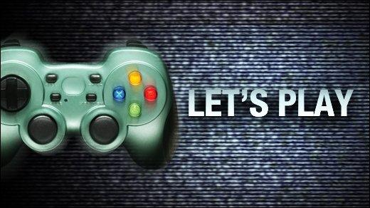 Let's Play Report - Video-Volkssport: Ich spiele, du guckst zu