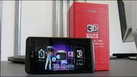 LG Optimus 3D - 3D Game Converter verpasst 2D-Spielen die dritte Dimension