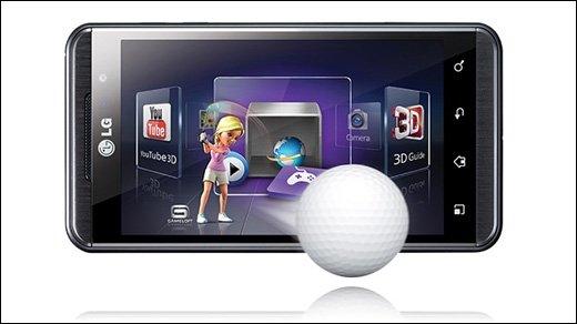 LG - Optimus 3D endlich auch in Deutschland erhältlich