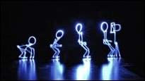 Light Painting - Was man mit Licht so alles machen kann