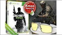 Limited Edition - Call of Duty-Set mit Spiel und Gamer-Brille im Angebot