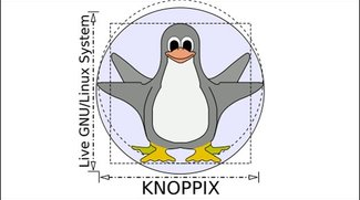 Linux - Knoppix 6.7 angetestet