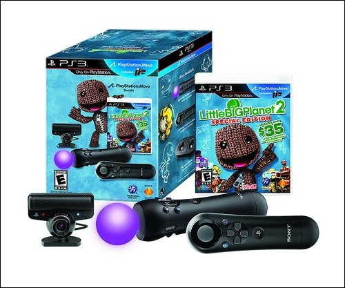 Little Big Planet 2 - Move-Bundle und Special Edition für die USA