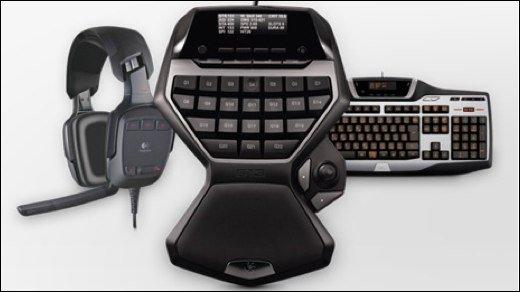 Logitech - 15 Prozent Rabatt auf Gaming-Zubehör
