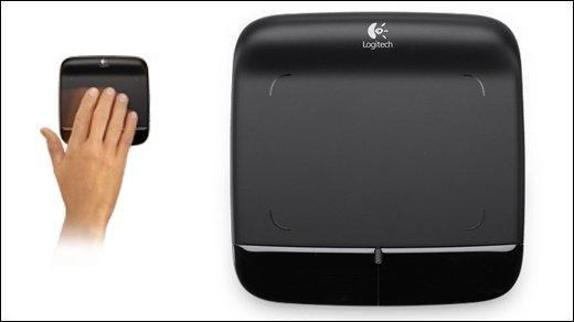 Logitech - Kabelloses Touchpad jetzt auch für Windows PCs