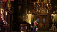 Luigi's Mansion - Dark Moon: Erscheint im ersten Quartal 2013