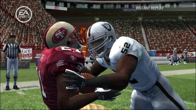 Madden NFL 08 - Bilder zur Wii-Version