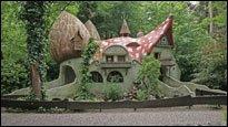 Märchenhäuser - Wohnen wie Schneewittchen