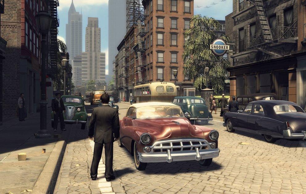 Mafia 3: Open-World Titel kommt wohl für Next-Gen Konsolen