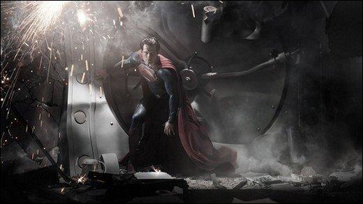 Man of Steel - Das erste Bild des neuen Superman ist da!