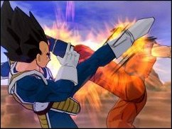 Manga-Power: Dragonball Z Burst Limit
