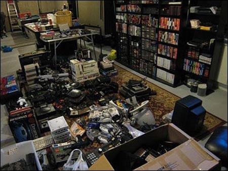 Mann verkauft 30 Jahre an Videospielen