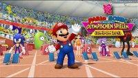 Mario & Sonic: London 2012 Kurztest - Neue Wettbewerber, neue Stadien, altes Spiel