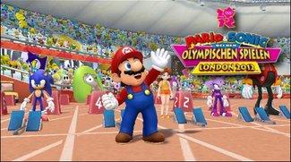 Mario &amp&#x3B; Sonic: London 2012 Kurztest - Neue Wettbewerber, neue Stadien, altes Spiel